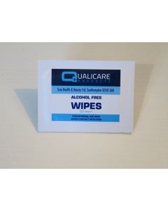 Pack of 100 Alcohol Free Wipes